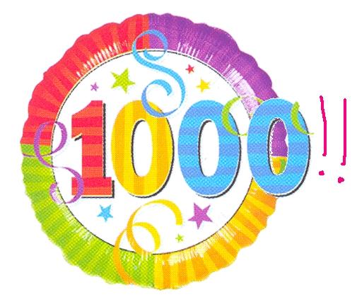 Lapkričio 11 prieš vidurnaktį Pigi Keulė sulaukė tūkstančio prenumeratorių - VALIO!!!
