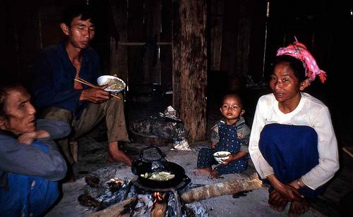 Tradicinės kinų šeimos vaišės