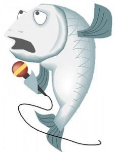 Kam sekėsi pagauti tokią žuvį?